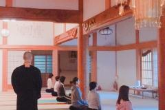 坐禅教室(朝)